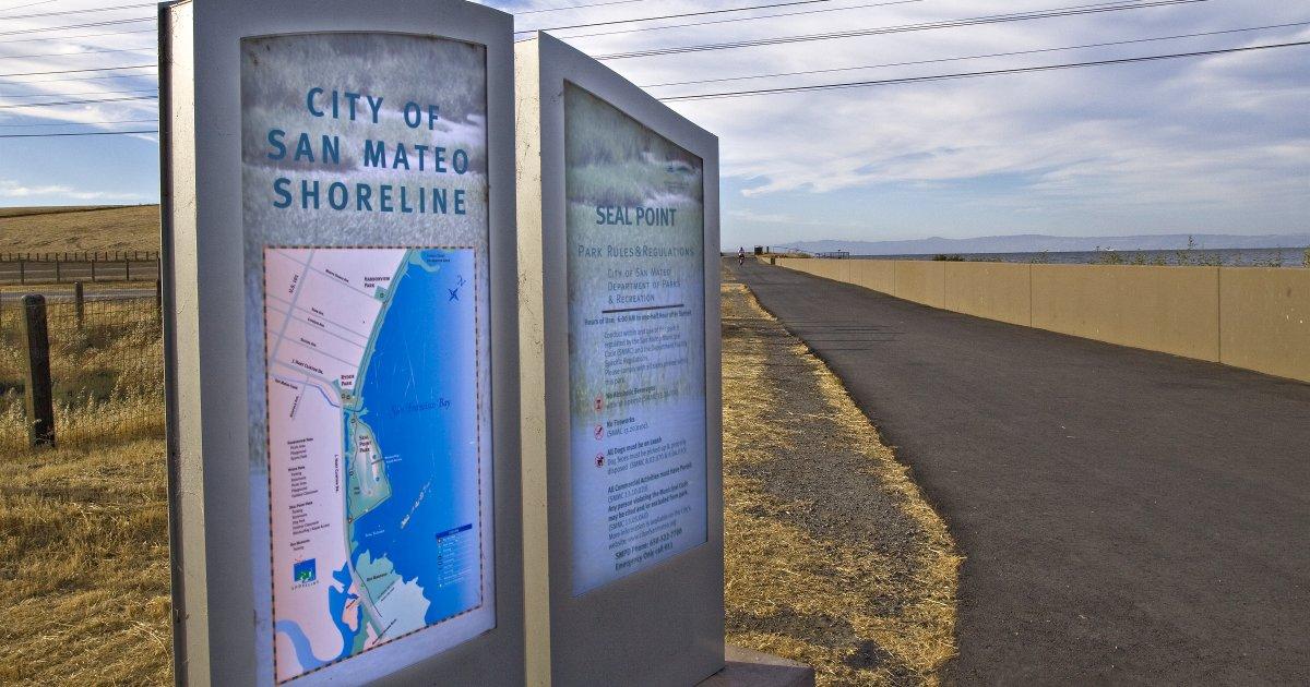 San Mateo Bayfront Levee Improvements Engeo